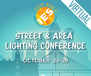 IES 2020 Street and Area Lighting Conference